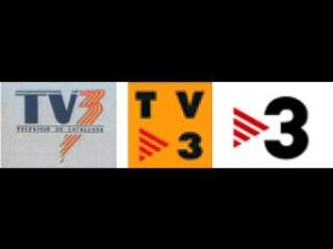 EVOLUCIÓN LOGO TV3